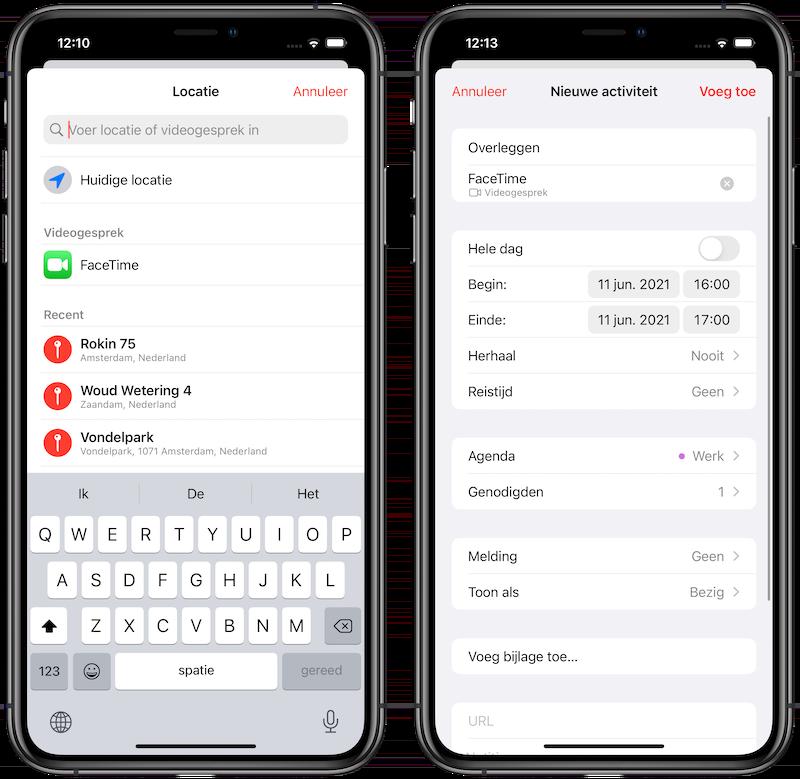 facetime-gesprek-inplannen-agenda-app-ios15