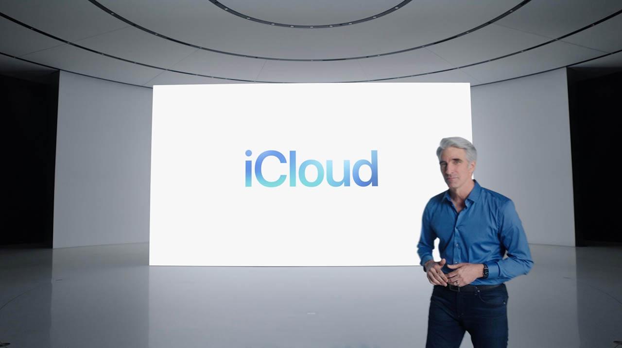 iCloud Craig Federighi
