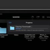 Bestanden-app in iPadOS 15
