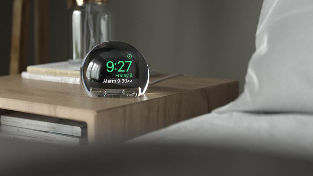 Slaapkamer Apple Watch