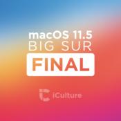macOS Big Sur 11.5 Final.