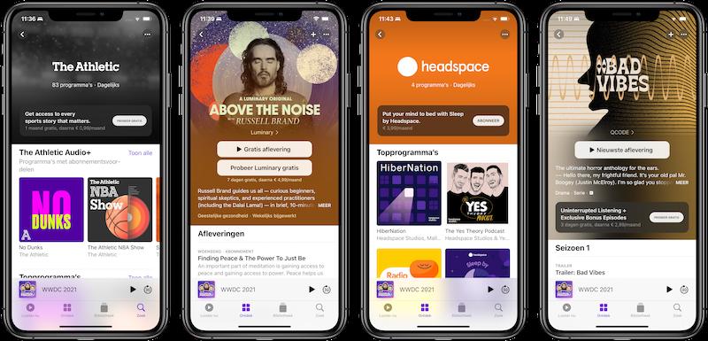 abonnementen-podcasts-apple-ios14.6