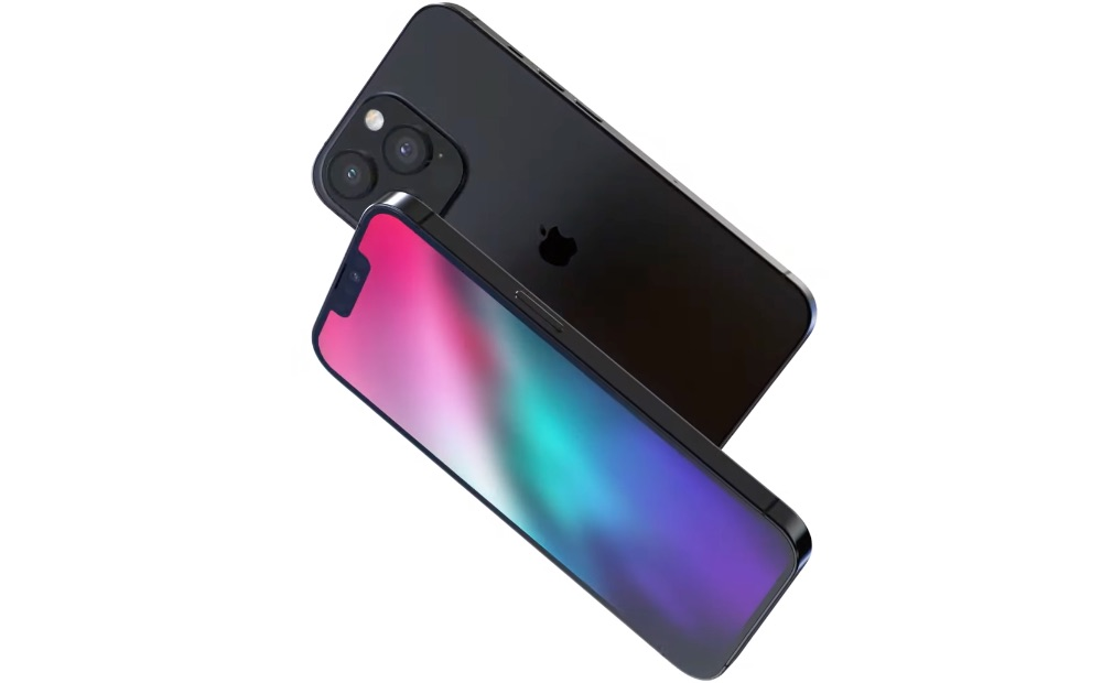 Realistisch iPhone 13 Pro concept.