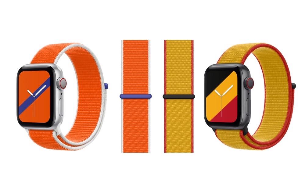 Apple Watch International Collection: Nederland en België.