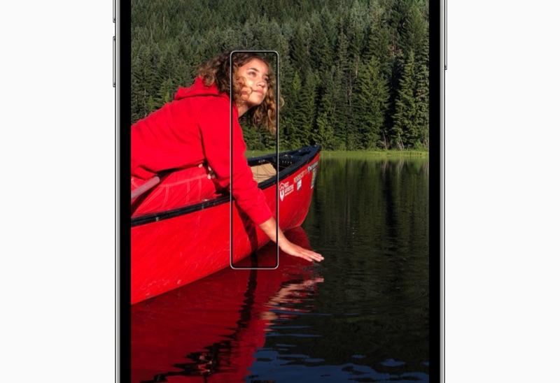VoiceOver voor afbeeldingen in Toegankelijkheid in iOS 15.