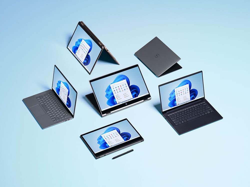 Windows 11 PC-devices