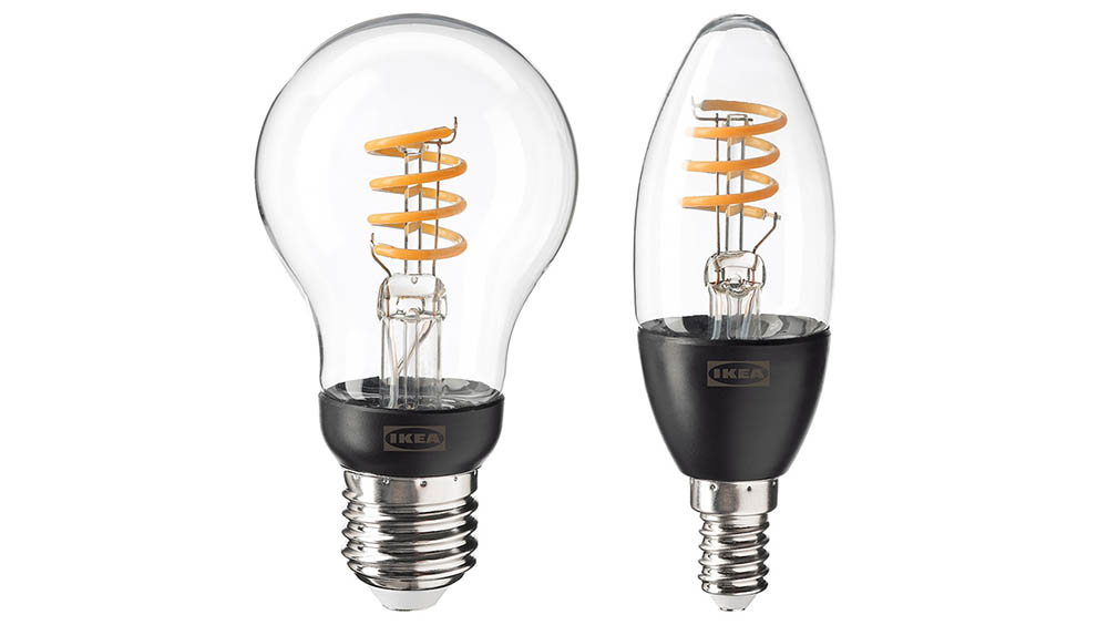 Tradfri filament E27 en E14