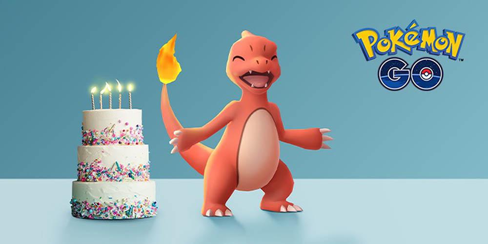 Pokémon GO 5 jaar