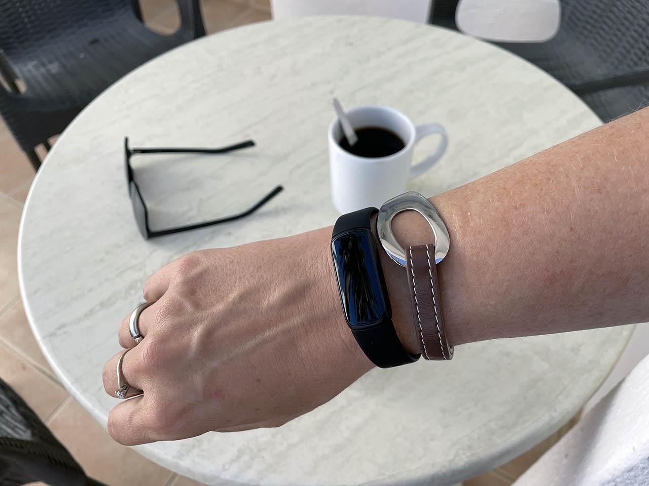 Fitbit Luxe met armbandje