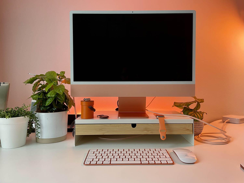 iMac 2021 review zwart scherm