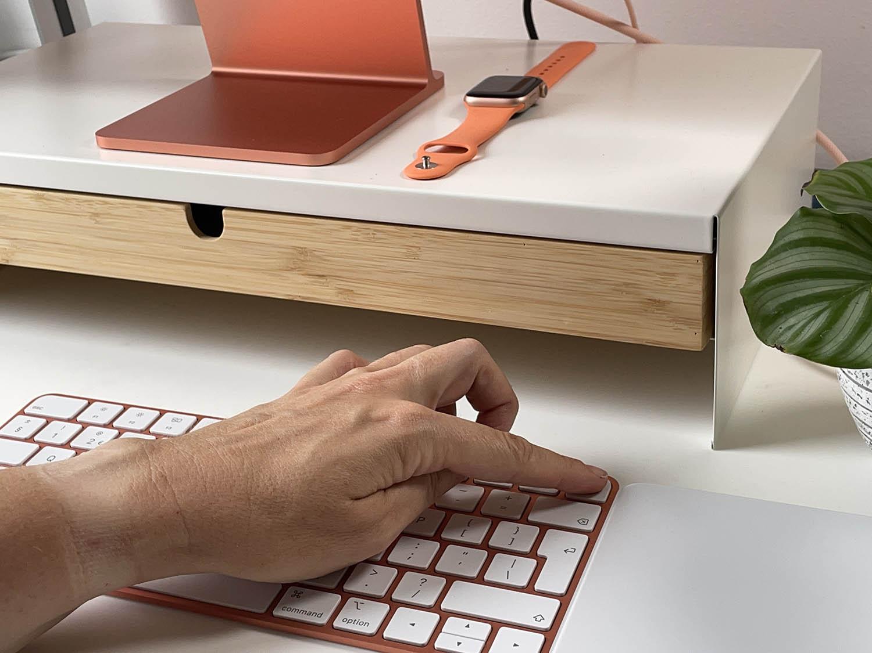 Touch ID op de iMac M1