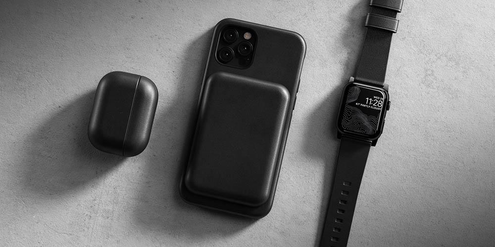 Nomad MagSafe Battery Pack case