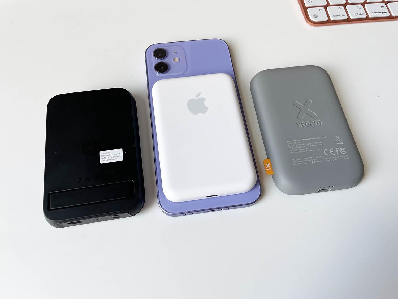 MagSafe Battery Pack en powerbanks