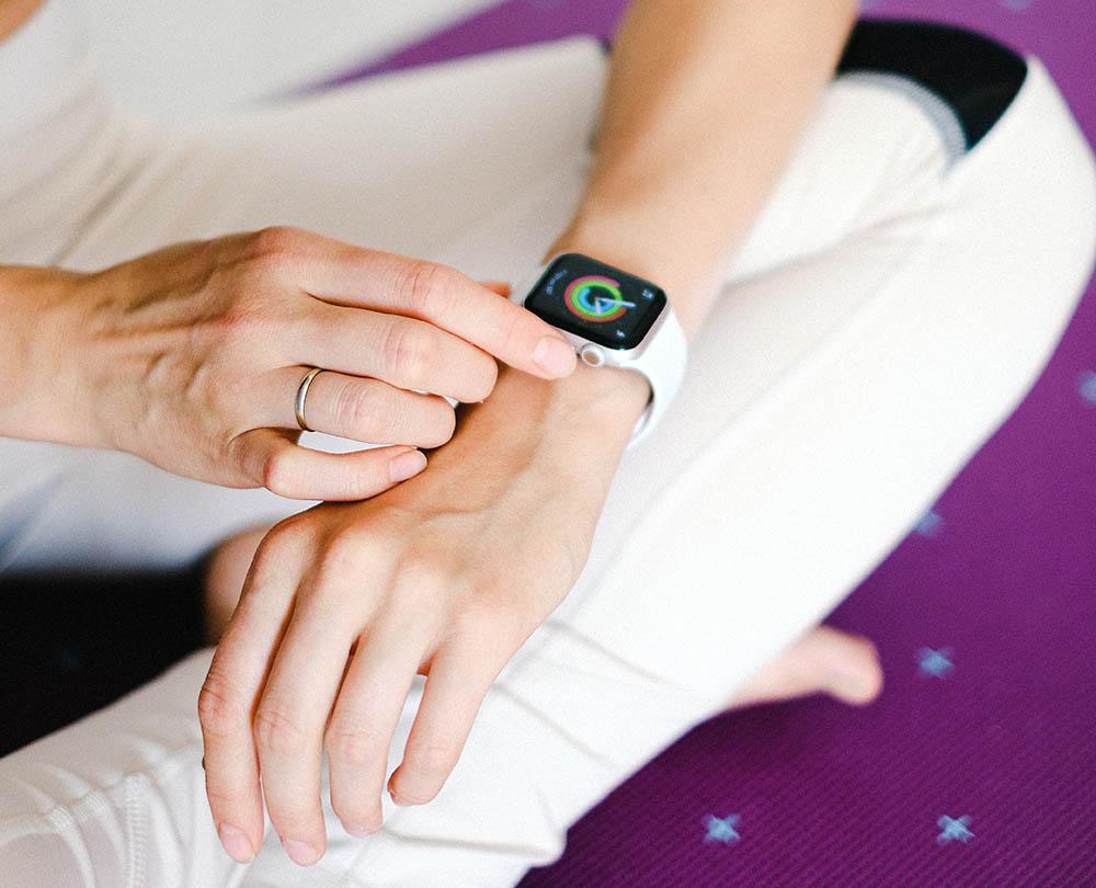 Apple Watch gezondheid