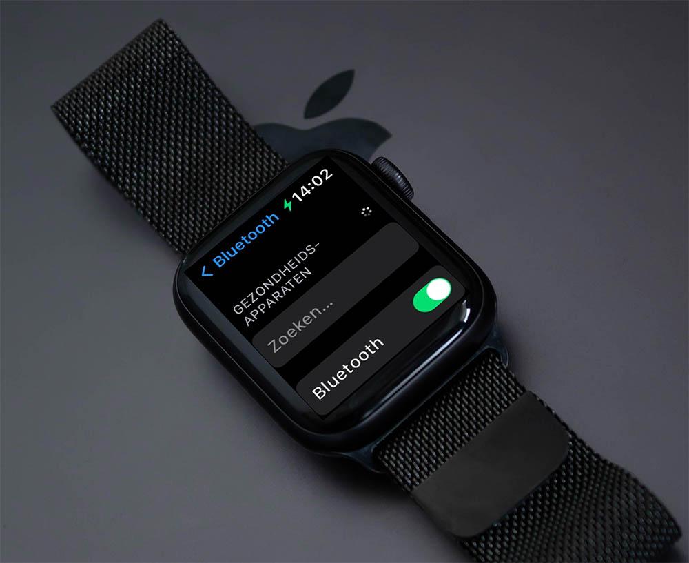 Bluetooth-accessoires met Apple Watch