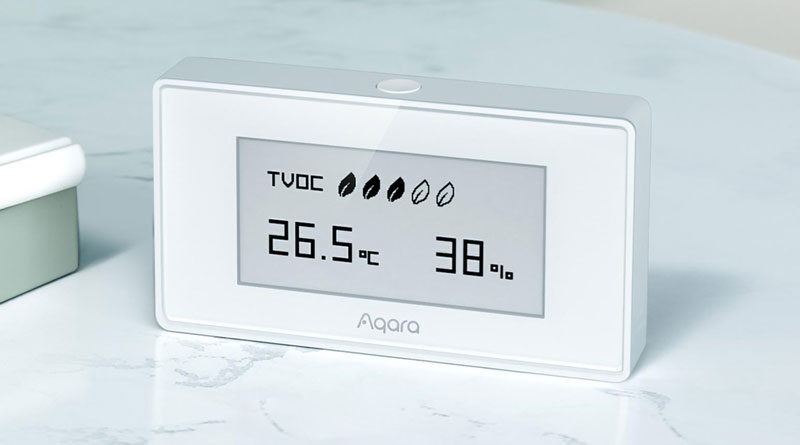 Aqara TVOC sensor