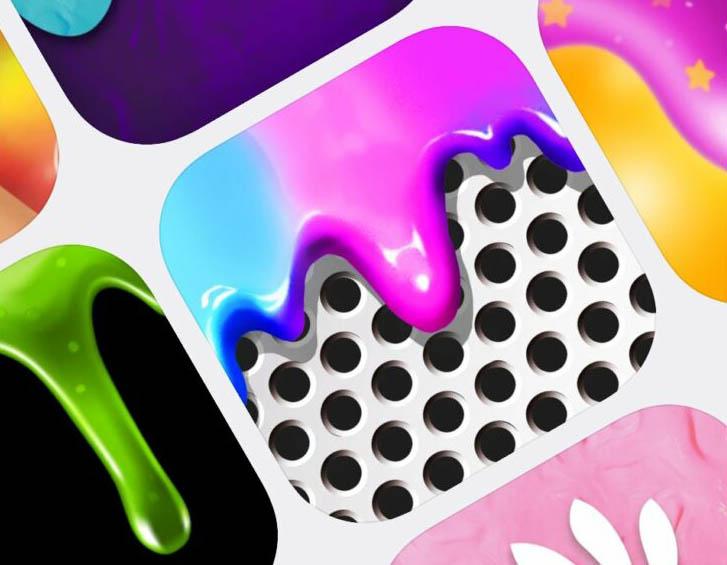Slijm-apps promotie