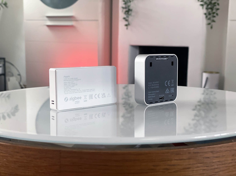 Aqara TVOC sensor review vs Eve Room
