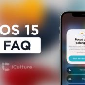 iOS 15 FAQ: antwoorden op veelgestelde vragen over de update