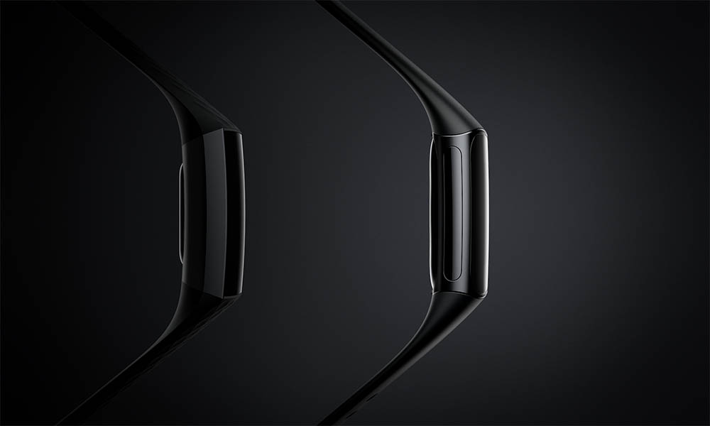 Fitbit Charge: oude en nieuwe design