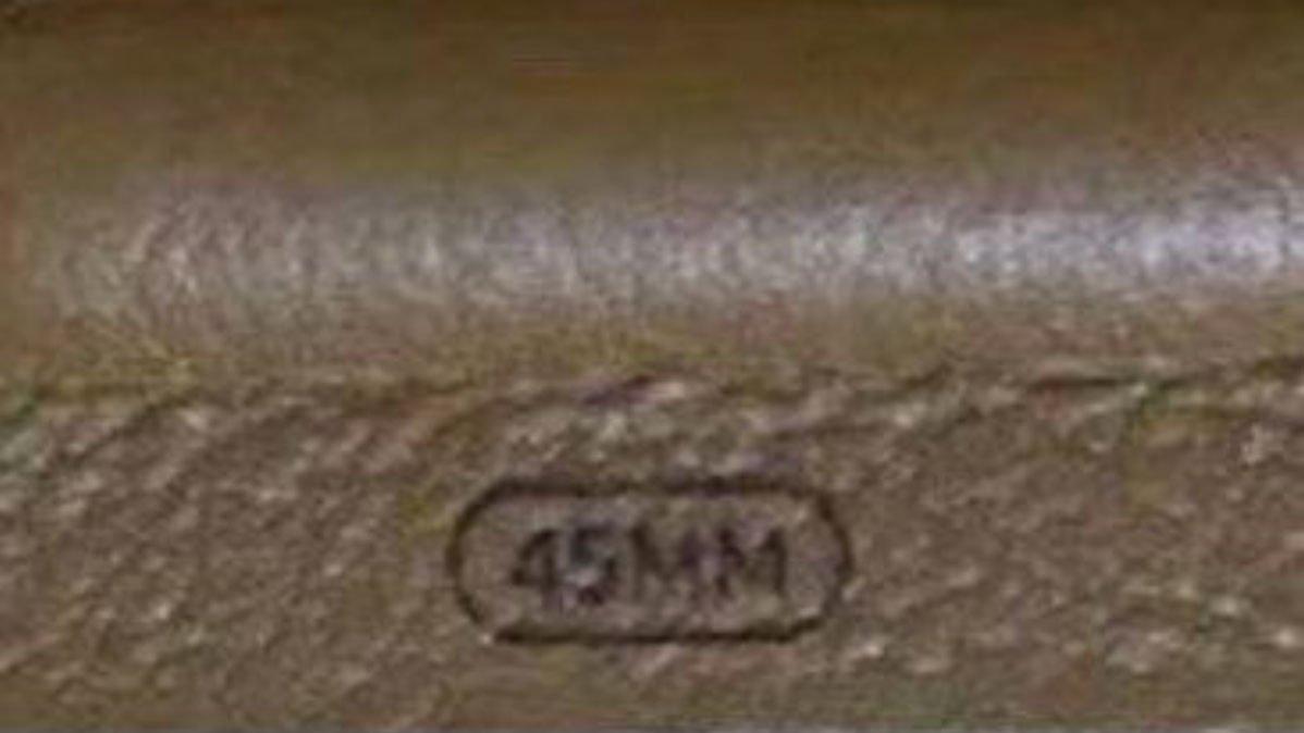 45mm Apple Watch-bandje gelekt