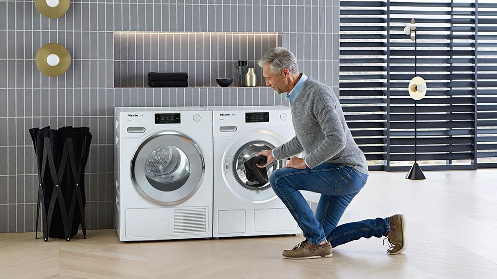 Miele slimme wasmachines