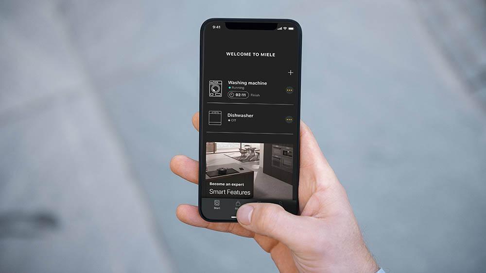 Miele Connect-app