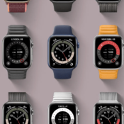 'Apple Watch Series 7 krijgt nieuwe wijzerplaten en 16 procent groter scherm'