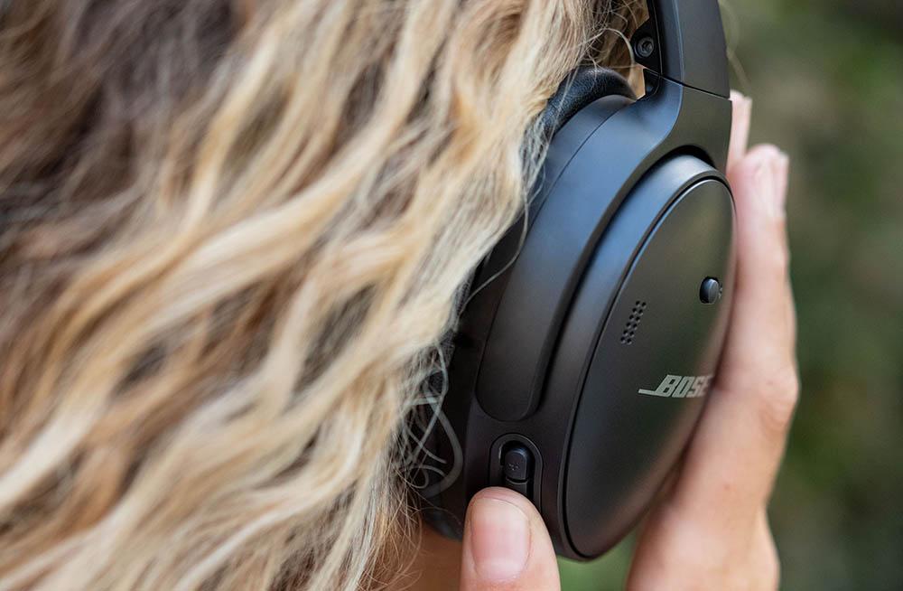 Bose QC 45 hoofdtelefoon
