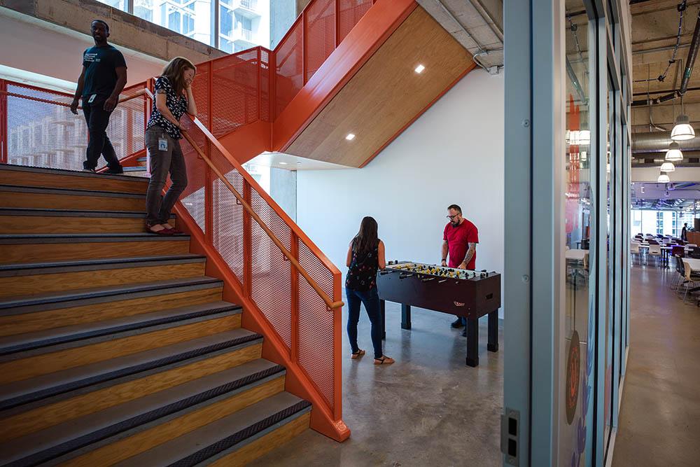 Facebook-kantoor in Austin