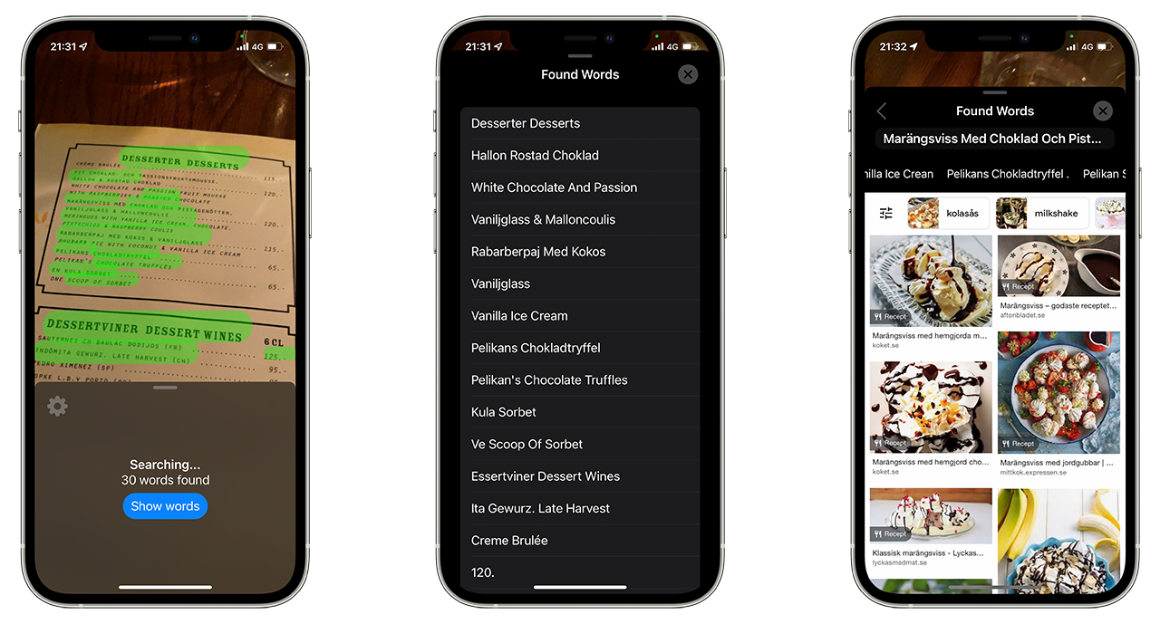 Cibo-app review