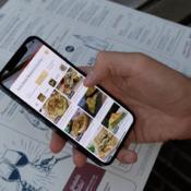 Review: Nederlandse app Cibo vertaalt menukaarten en laat gerechten zien
