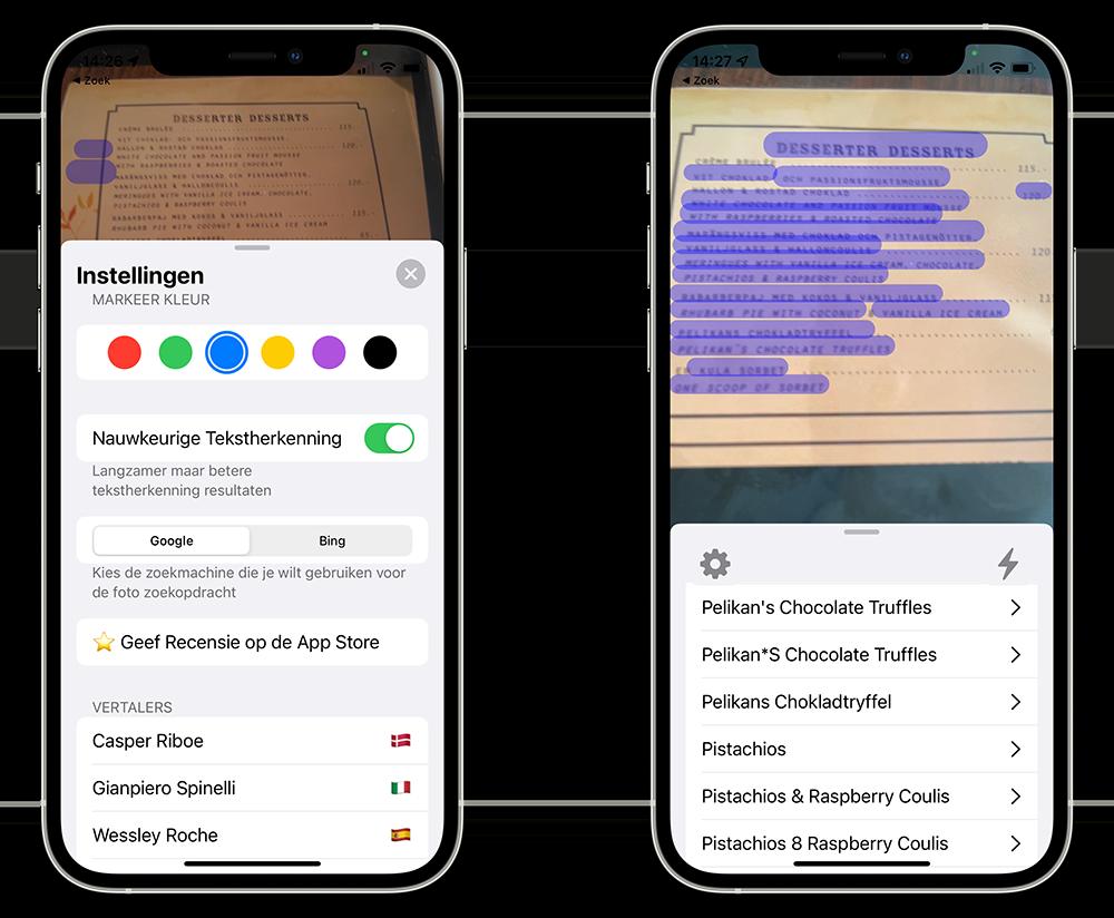 Cibo app review