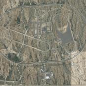 Arizona testcircuit kaart