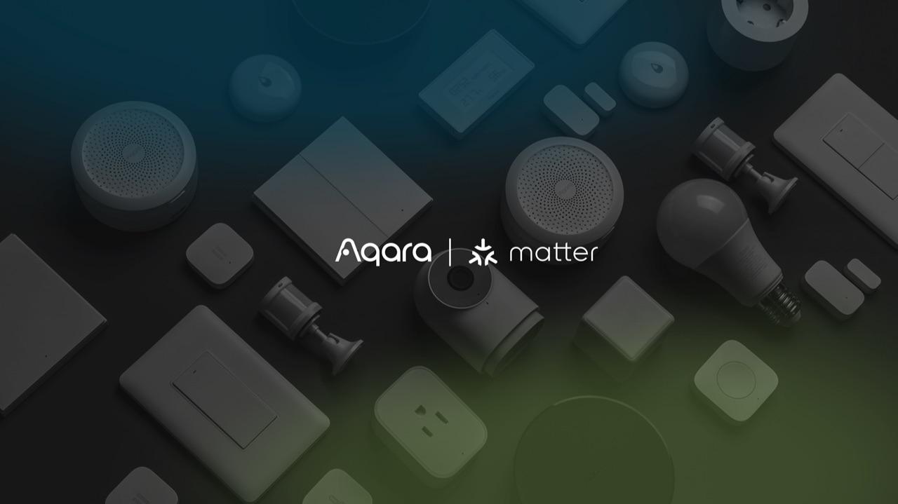 Aqara met Matter-support.