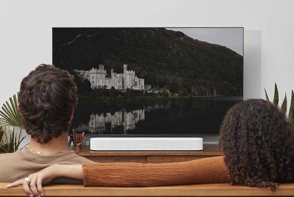 Sonos Beam 2 televisiekijken