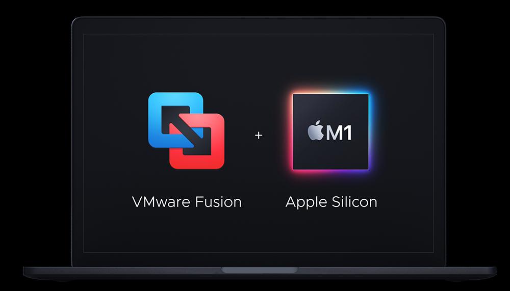 VMware Fusion M1 Mac