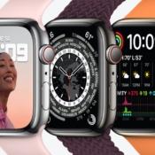 Apple Watch Series 7 roestvrij staal