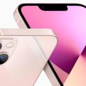 iPhone 13 roze.