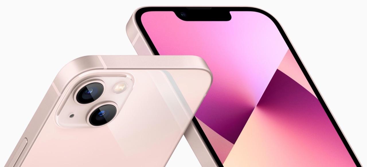 iPhone 13 goud