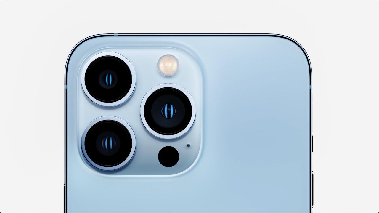 iPhone 13 Pro blauw