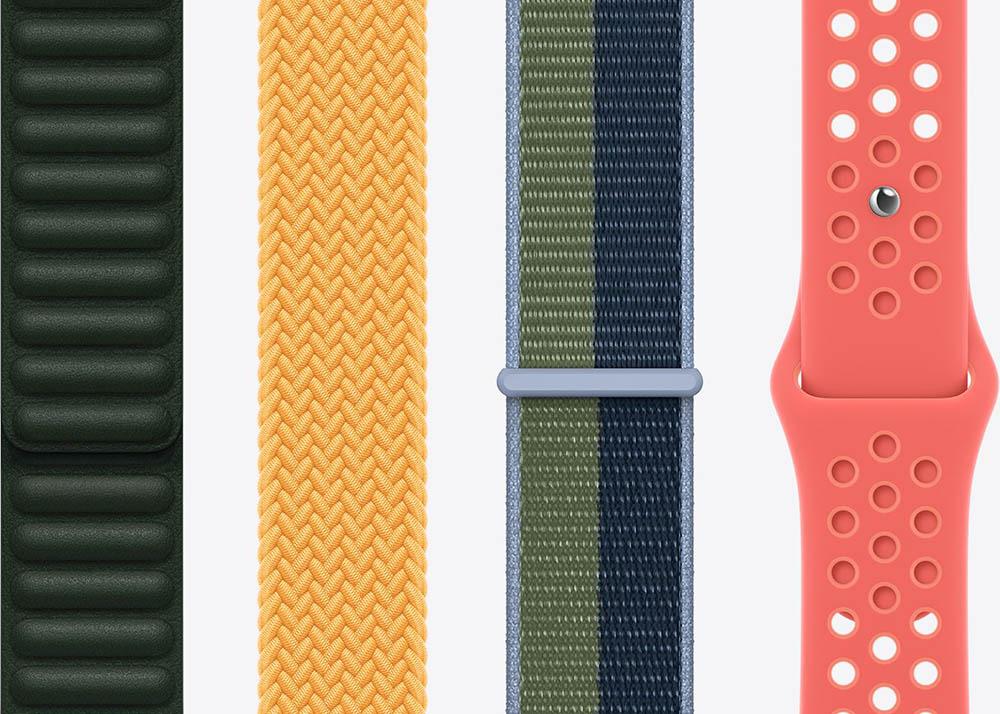 Apple Watch-bands header najaar 2021