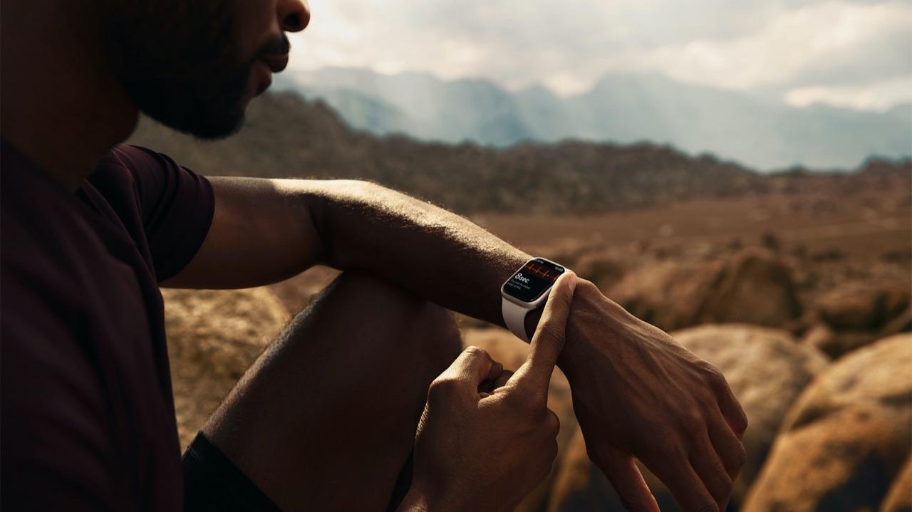 Apple Watch Series 7 ECG
