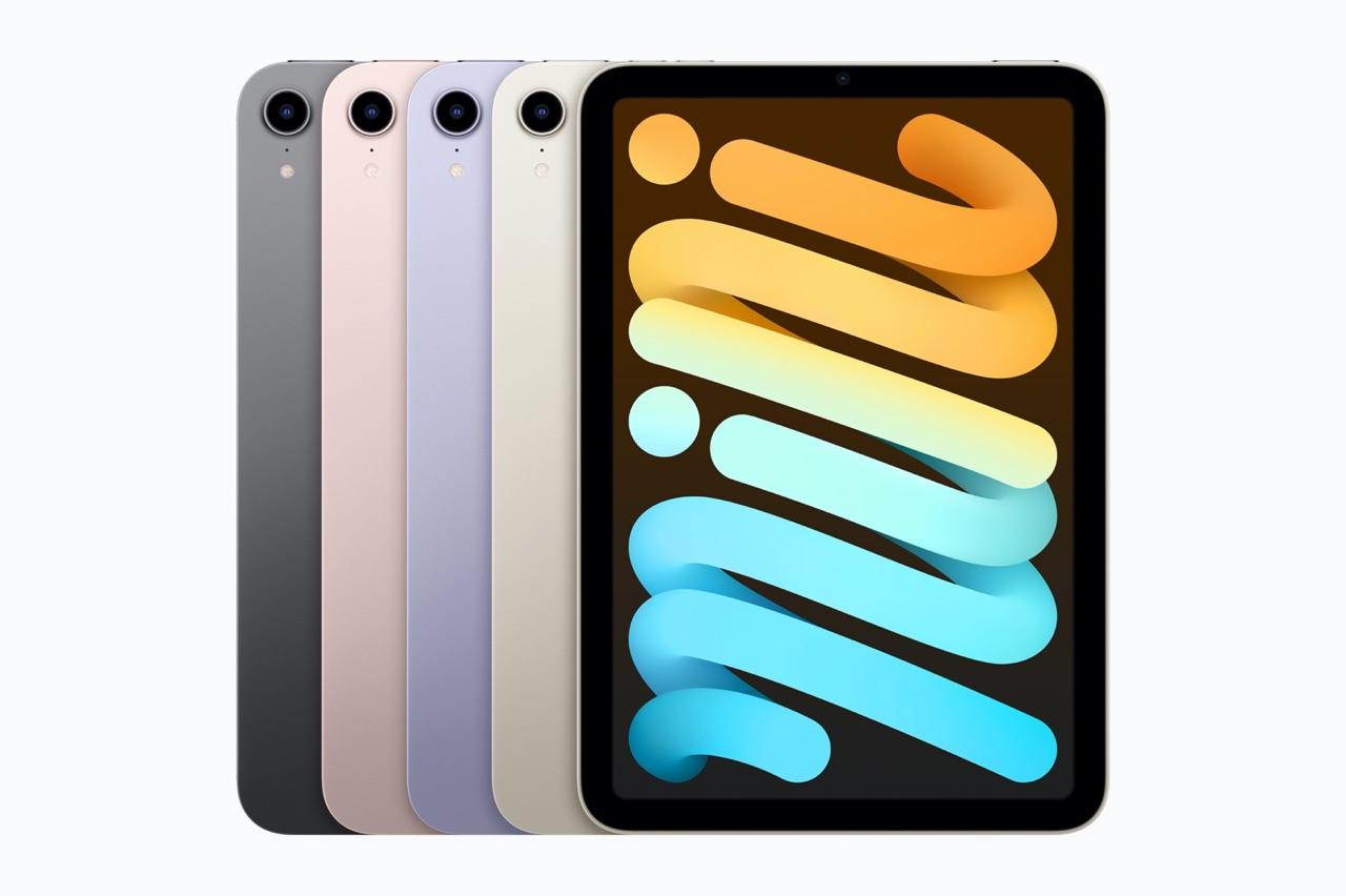 iPad mini 6 kleuren