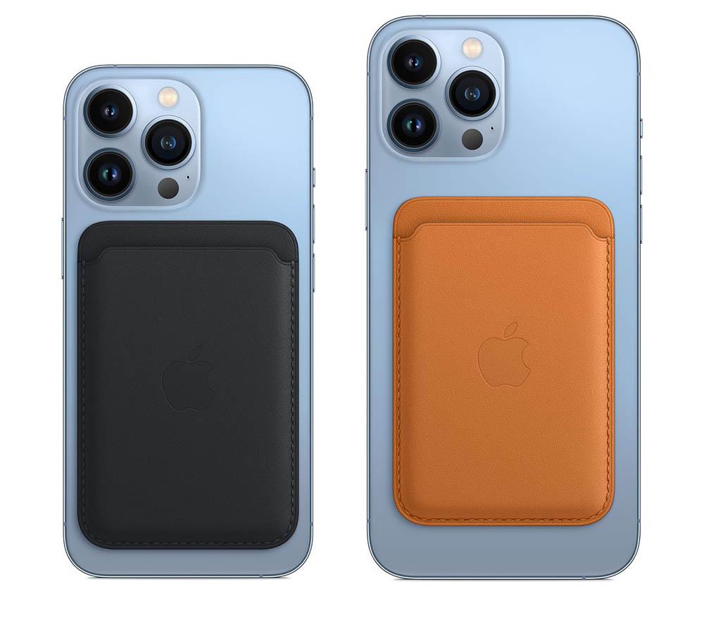 Apple Wallet-case 2021