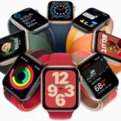 Apple Watch lineup 2021