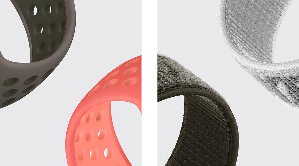 Nike Apple Watch bandjes najaar 2021