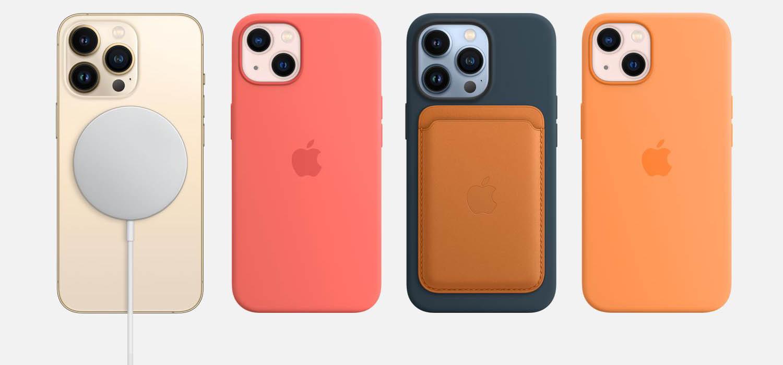 iPhone 13 Wallet-case en siliconen hoesjes