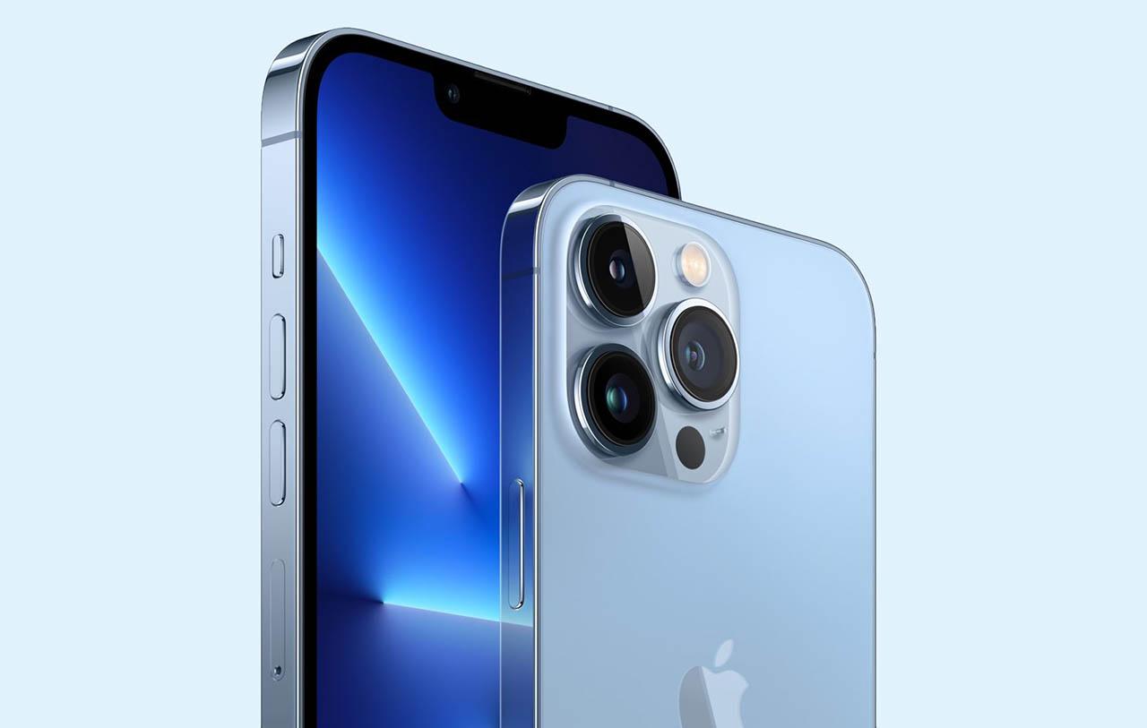 iPhone 13 Pro Max.