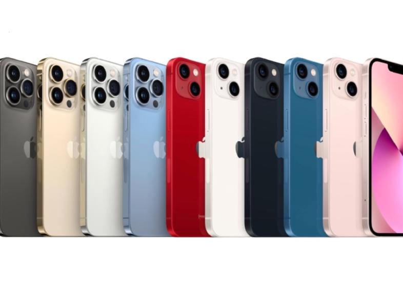 iPhone 13 Pro vs iPhone 13.